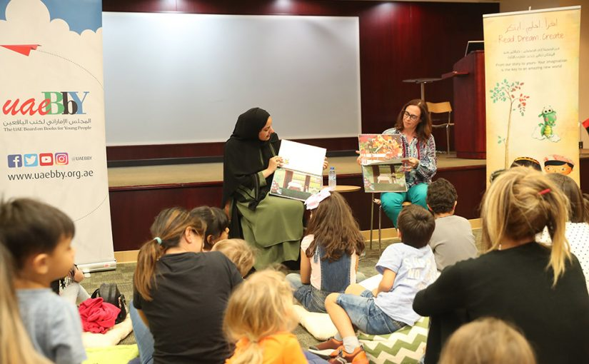 Read, Dream, Create campaign organises storytelling for Italian and Arab children